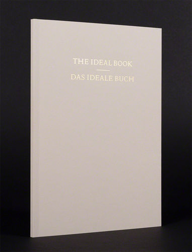 Thomas James Cobden-Sanderson: The Ideal Book · Das Ideale Buch
